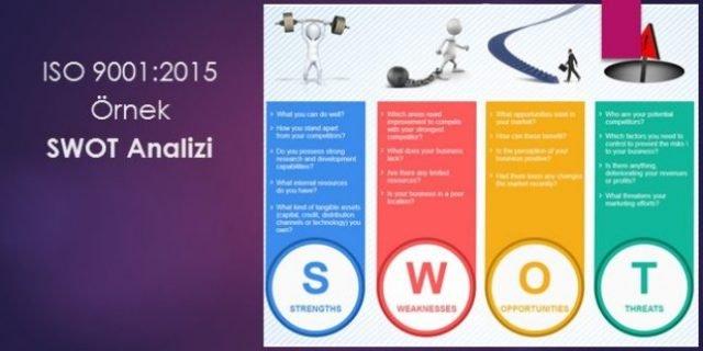 Swot analizi nedir, swot analizi nasıl yapılır